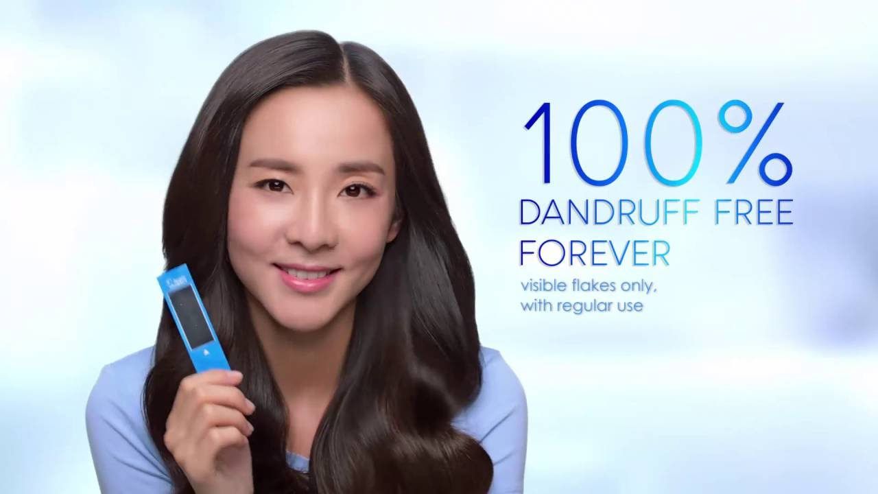 Commercial Shampoo Advertisement Philippines