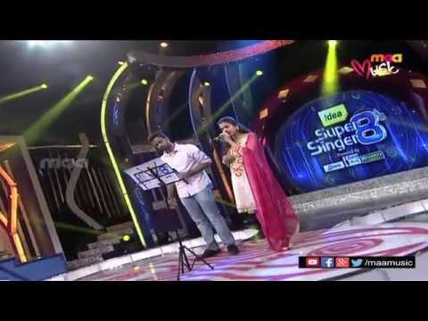 Super Singer 8 Episode - 3 II Hemachandra & Sravana Bhargavi Performance