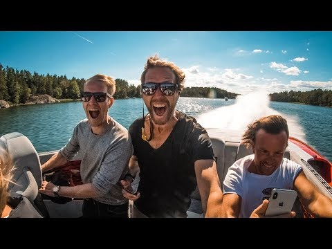 Fastest Boat In Europe?! - Insane 2700hp Outerlimits SL 44' in Stockholm archipelago - EPISODE 13