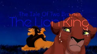 the lion king the tale of two brothers fanmade