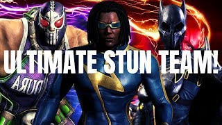 The Ultimate STUN Team! Injustice Gods Among Us 3.2! iOS/Android!