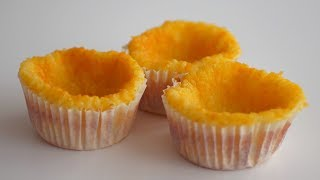 """Молочные пирожные/ """"Queijadas"""". Просто, оригинально, вкусно"""