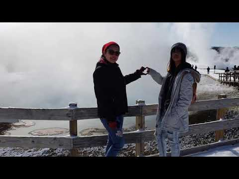 Our trip 2019 West YellowStone Montana