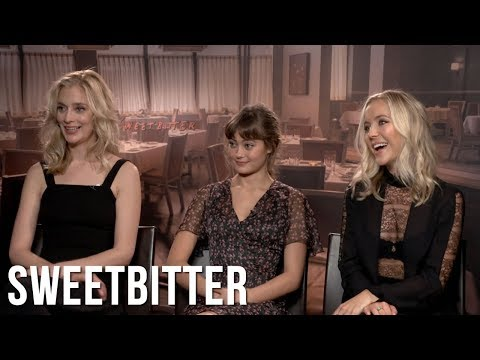 Sweetbitter: Stephanie Danler, Ella Purnell and Caitlin Fitzgerald answer our questions