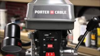 Porter Cable Drill Press (review) For The Farm