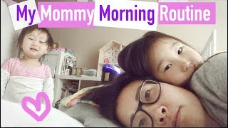 🤔😱👪My REAL Mommy Morning Routine in Seoul, Korea