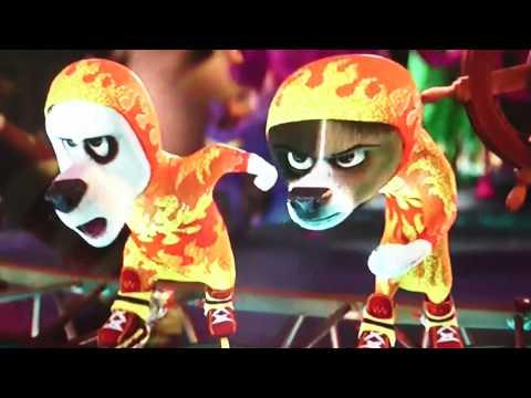 Madagascar 3 ending. Clip 3