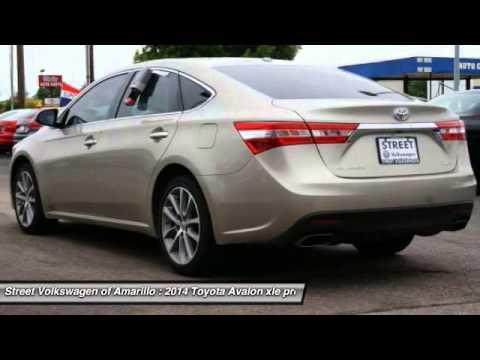 2014 Preowned Used Toyota Avalon Amarillo TX Stock# ED8677A
