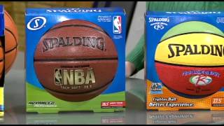 Spalding: How to Buy Basketball Equipment (Dunham's Sports)