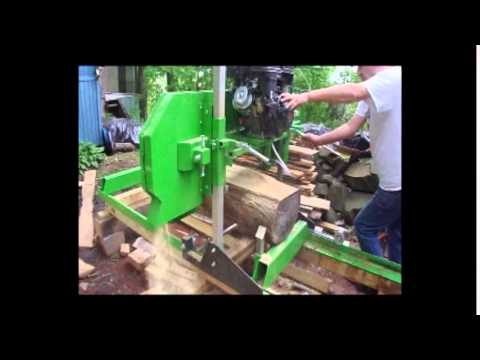 Chinese Children Manufacture a Decent Sawmill!