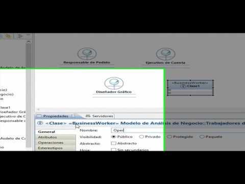 [RSA-IBM] MAN - Diagrama de Clases de Negocio y Actividades de Negocio