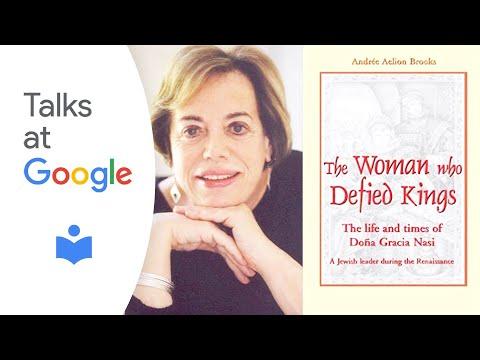 Authors@Google: Andree Aelion Brooks...Part 1