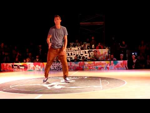 Street Star 2013 Final Popping (Juste Debout Stockholm)