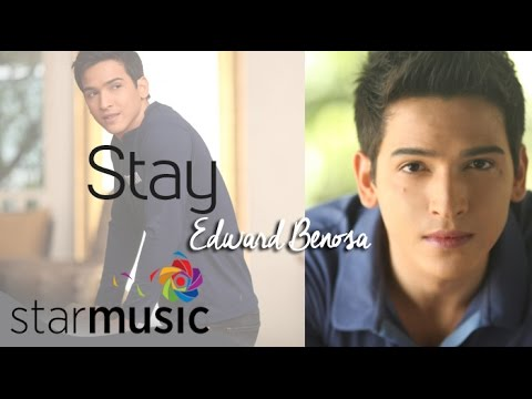 EDWARD BENOSA - Di Man Lang Nagpaalam (Official Lyric Video)