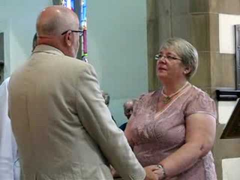 Mel and Sue's Ruby Wedding Anniversary