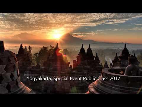 Lusaga Public Class Training, Yogyakarta, November 2017
