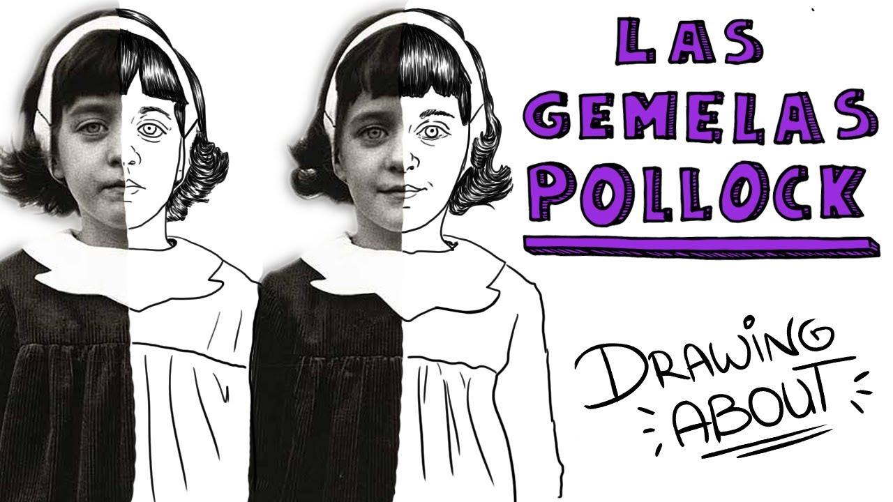El MISTERIOSO CASO de REENCARNACIÓN de las GEMELAS POLLOCK | Draw My Life