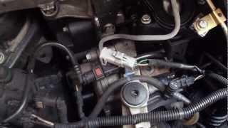 bruit moteur espace 4 2.2 dci