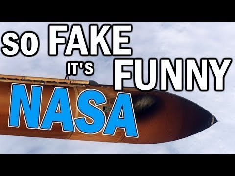 NASA IS LYING ABOUT EVERYTHING! THE EARTH IS NOT A GLOBE