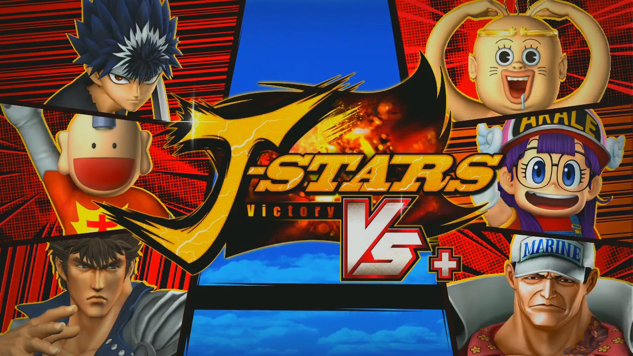 Too many anime characters in one game j stars victory vs youtube
