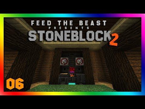 Free Download Videos of Stoneblock 2 Modpack - Tinkers