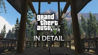 Grand Theft Auto V In Detail