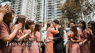 Filming Art | Jason & Carmen_Same Day Edit by Signature Director