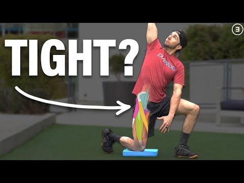 The BEST Hip Flexor Stretches