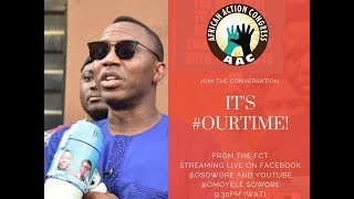 LIVE: Let's talk politics, the progress with the campaign #Soworemustbeincluded #SoworeRufai2019