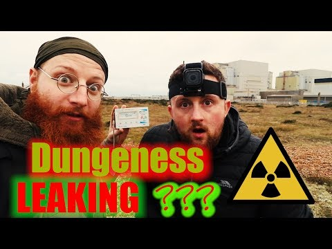DUNGENESS POWER STATION ( LEAKING? )