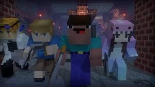 Blocking Dead  FULL ANIMATION Minecraft Animation Hypixel