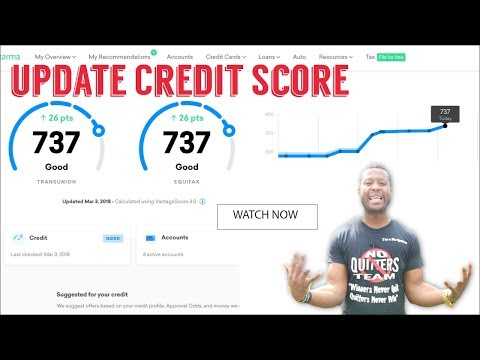 Credit Score Update : How To Take Your Credit To 850 Score
