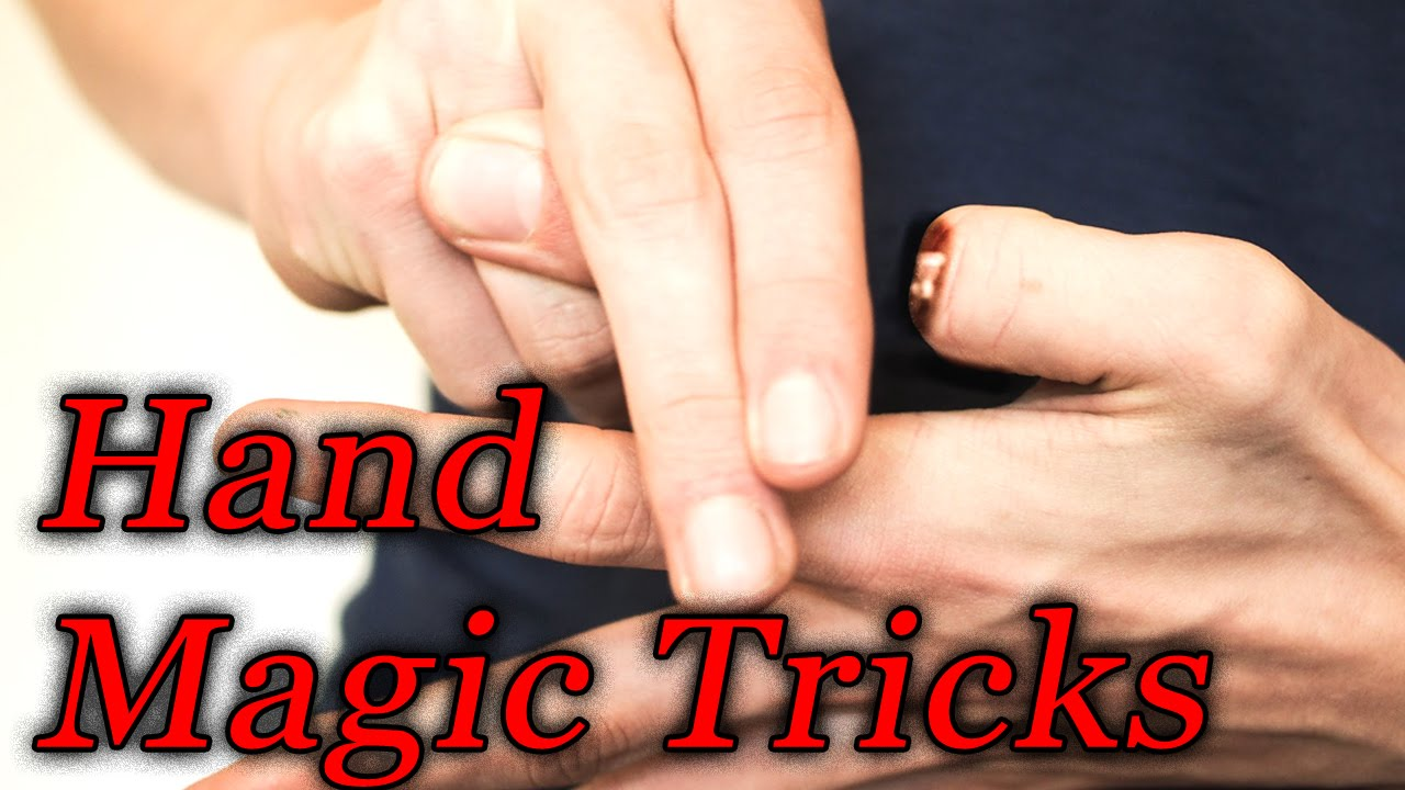 Easy Magic Trick No. 09 | Easy Step to Follow | Full HD ...