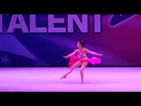"Musical Theater - Matlida ""Loud"" - Alexis Walker from The Pennsylvania Dance Co - Applause Talent"