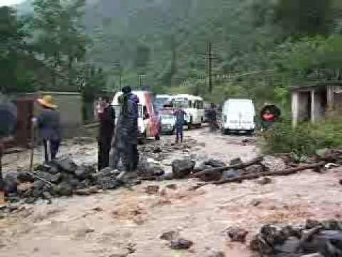 Vanadzor-Alaverdi-Bagratashen road is closed