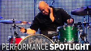 Performance Spotlight: Abe Laboriel Jr.