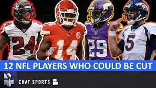 Top 12 NFL Cut Candidates In 2020 Ft. Sammy Watkins, Xavier Rhodes, Joe Flacco & Jimmy Graham