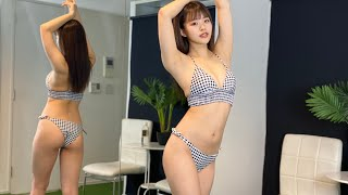 太田和さくら 美女の私物の水着12着を撮影