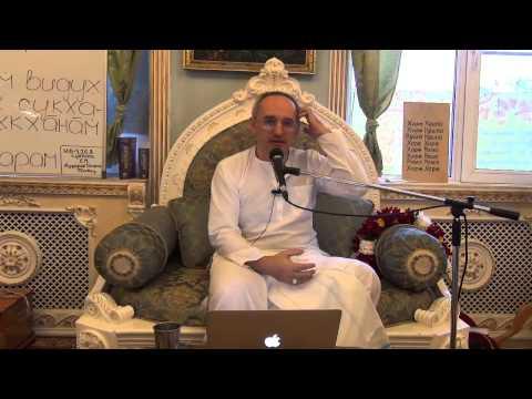 Шримад Бхагаватам 3.26.8 - Аударья Дхама прабху