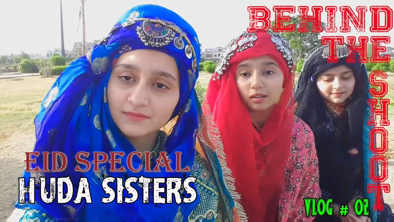 EID Special Geet | Behind the shoot |  VLOG # 2