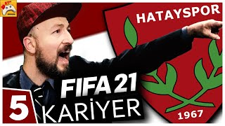 FIFA 21 KARİYER ⚽ MAME DIOUF HAFTALARDIR BU ANI BEKLİYORMUŞ!