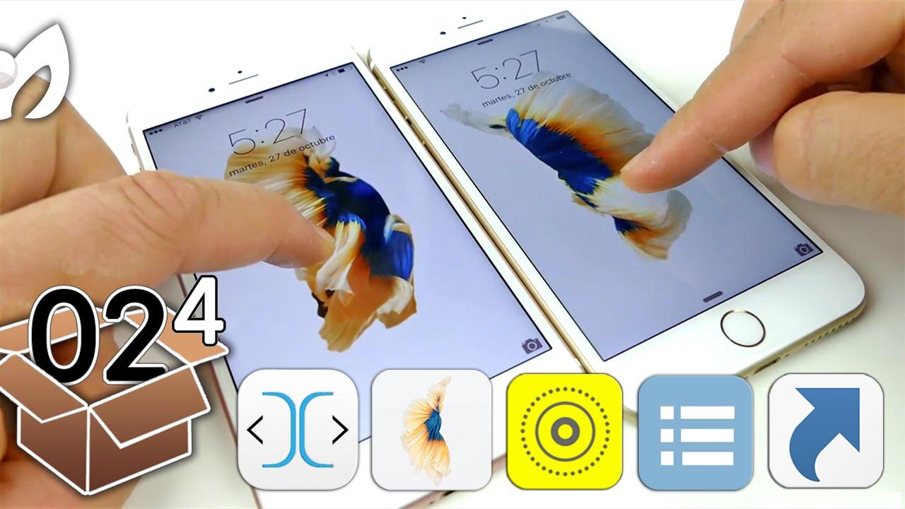 Ios live wallpaper iphone 6