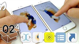 CONVIERTE tu iPhone 6 a 6s (LiveWallpaper, Emojis iOS 9.1, LivePhoto y más) #MartesTweak4 E02