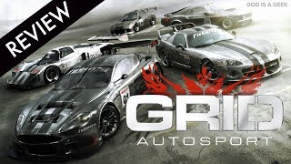 GRID Autosport Nintendo Switch review | The best realistic racer on Switch