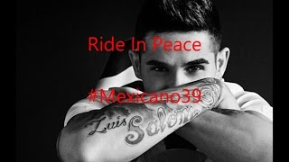 Tribute to Luis Salom (El Mexicano) - Just Drive