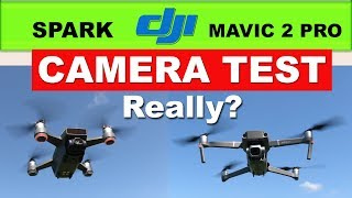 Video DJI Spark camera vs Mavic 2 Pro Camera - The Spark did very well! download MP3, 3GP, MP4, WEBM, AVI, FLV Oktober 2018