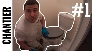 Remplacer un WC standard par un Suspendu - Partie 1 - Tuto plomberie - LJVS(Première partie d'une série qui vous montrera comment remplacer un WC Standard par un WC Suspendu. Un grand merci pour vos soutiens, abonnez-vous ..., 2016-11-27T19:32:43.000Z)