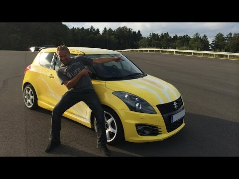 Suzuki Hayabusa Swift - GRIP - Folge 285 - RTL2