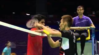 India vs Malaysia | Day 2 - VIVO BWF Sudirman Cup 2015