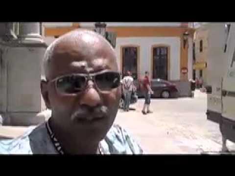 "FCAT Tarifa 2011: Youssouf Djaoro discute du film ""Un Homme qui crie"""